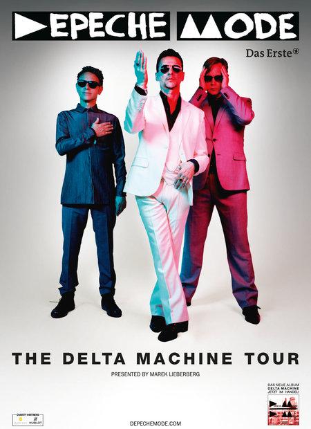 Depeche Mode: The Delta Machine Tour 2013/2014