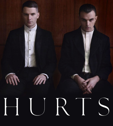 Hurts: Tour 2013