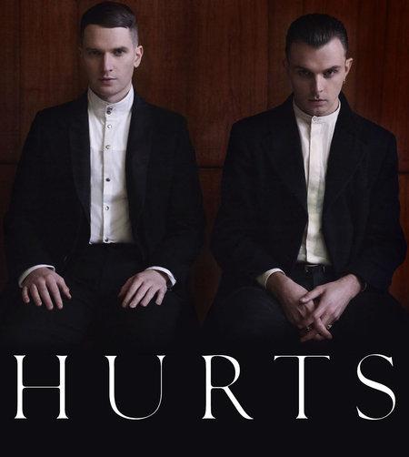 Hurts: Tour 2013