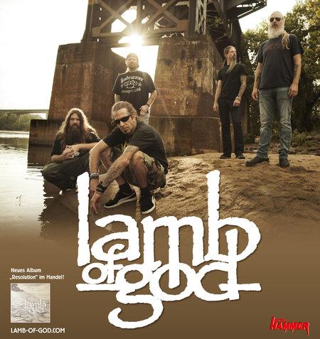Lamb Of God: Live 2013