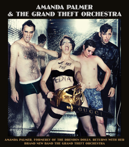 Amanda Palmer: & The Grand Theft Orchestra Tour 2013