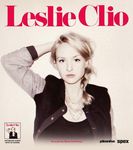 Leslie Clio: Live 2013