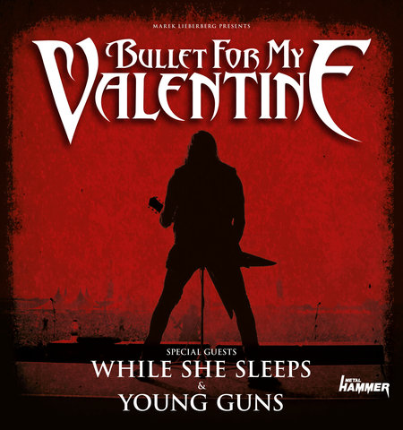 Bullet For My Valentine: Tour 2013