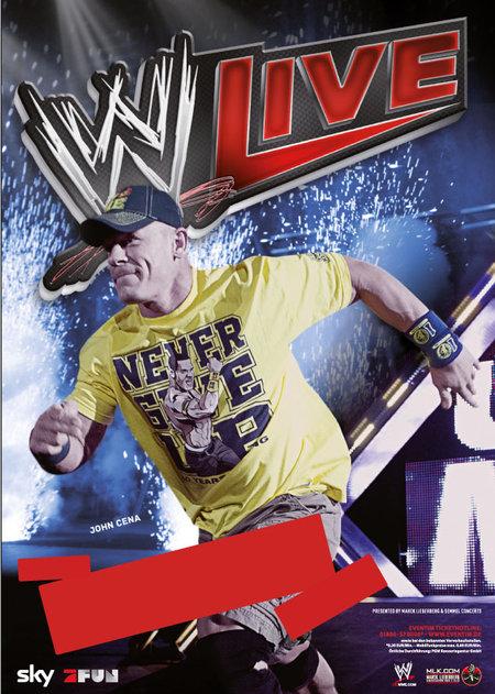 WWE Live: 2013