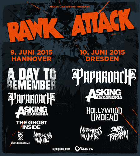 Rawk Attack: Live 2015