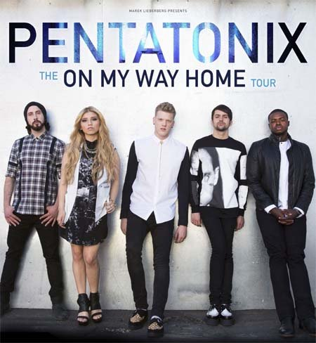 Pentatonix: The On My Way Home Tour 2015