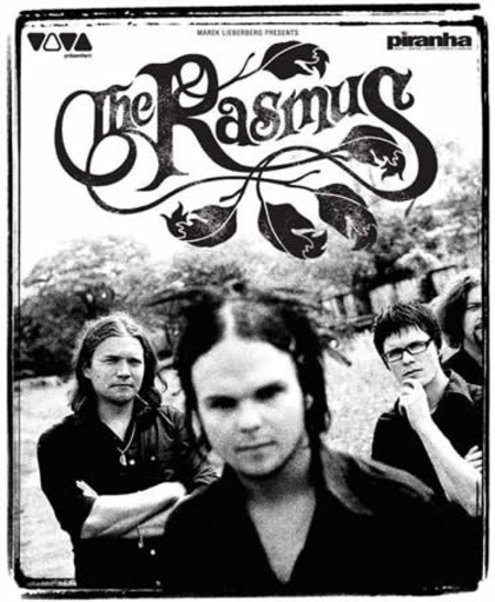 The Rasmus: Tour 2005