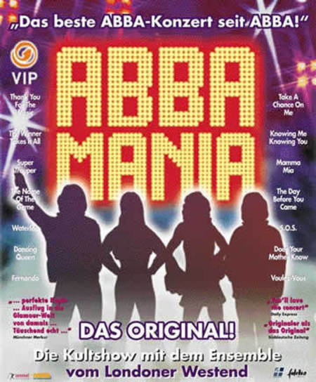 Abba Mania: Tour 2003
