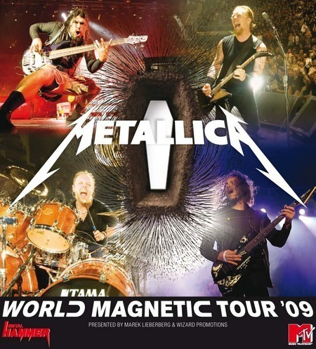Metallica: World Magnetic Tour 2009